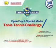 Special Media Open Day Table Tennis Championship