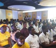 MTN Ghana Climax 21 Days Of Y'ello Care