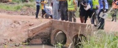 Ga Central To Construct More Drains To Deal With Flooding At Santa Maria, Sowutuom And Others