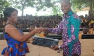 Journalist Joins Afrinspire To Donate Computers To Schools In Asutuare