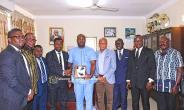 #Number 12: Gov't, FIFA Holds Fruitful Meeting Over Football Crisis
