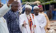 Zylofon's Nana Appiah Mensah Gives GHC1million For Chief Imam Educational Fund