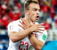2018 World Cup: Shaqiri Scores 90th-Minute Solo Winner For Switzerland