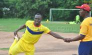 Patrick Razak Returns To Training After Injury Recovery
