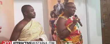 Corporate Ghana prefers investing in nude activities  than educative programmes- Nana Ansah Kwao IV