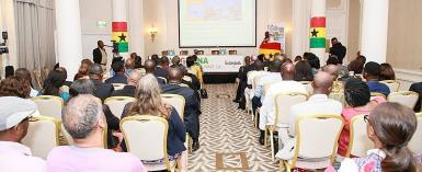 Ghana Tourism Summit 2018 Attracts Various Stakeholders In London