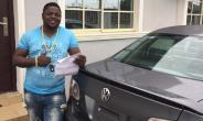 Nollywood Actor, Olorode Muyiwa Clears his Car After Two Months