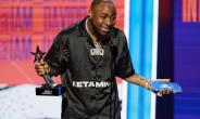 Davido makes Africa proud as first time winner on stage for BET Best International Act 2018