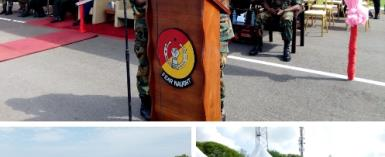Southern Command Inter-Unit Drill Competition Opens