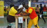 ArmWrestling: Abɛ Nsuo Supports Golden Arms