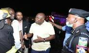 Governor, Ambode We don't need your Prayers…Actress, Yvonne Jegede Fumes over Tanker Explosion