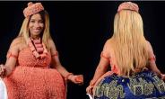 Actress, Ibinabo Fiberesima Steps out in Cultural Attire
