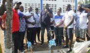 1993 Year Group Odadee Cut Sod For PRESEC's E-Library