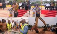 Work Begins On Pokuase Interchange