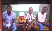 The 4 boys accused of stealing a laptop