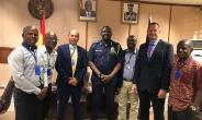 Ghana Police And Lee Securities (UK) Ltd To Deepen Systems Integration To Fight Crime