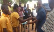 MP Donates 1,000 Desks To Schools In Tempane District