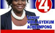 Dear Patriots, Lawyer Vida Agyekum Acheampong Writes