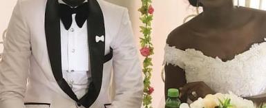 Blogger Kobby Kyei Marries Georgette
