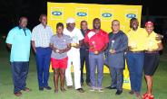 Kofi Dickson And Jessica Tei Share Honours At 2nd MTN Invitational Golf Tournament