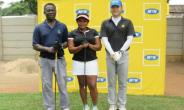Dickson, Tei Shine In MTN CEO Invitational Golf Tourney