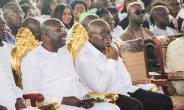 President Akufo-Addo and Vice Mahamudu Bawumia