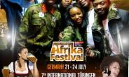Ngoma Africa Band To Rock 7th International African Festival Tubingen, Germany 2016