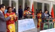 China Government Donates  $302,311, Two Toyota Urvan Buses To Ghana's Foreign Ministry