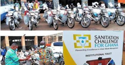 KMA Lines Up New Motorbikes For Environmental Work