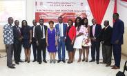 Central University Inaugurates Seven GRASAG Executives