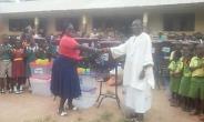 NGO Donates Sanitary Materials To Schools