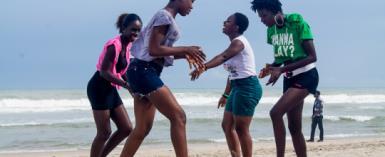 Let's Make Ghana's Ampe An International Sport - Nana Boateng Gyimah