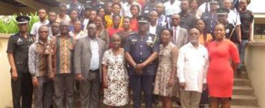 IGP Calls For Strong Police And Media Collaboration