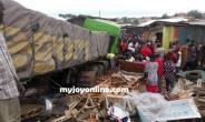 Kumasi Trailer Accident Victim Dies