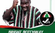 Making youth vibrant at branch level is my priority - Bright Botchway