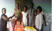 Hamburg-Kaneshie Market Donate To Orphans In Ghana