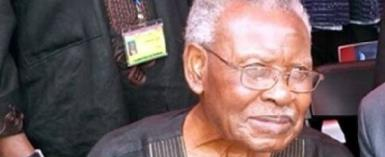The late JH Mensah