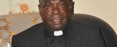 Rt. Rev Seth Senyo Agidi