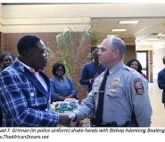Bishop Adonteng Boateng Leads Faith-Based Community To Recognize Fairfax Police