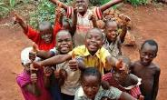 What makes African children so happy? Not even deliberate Aids, Ebola, and other man-made diseases will stop them