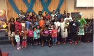 Raleigh RCCG, Victory Temple  Holds Maiden Vacation Bible School