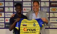 Nana Ampomah Rescues Waasland-Beveren From Defeat Against Beerschot Wilrijk