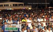 Kumasi Residents Watch Ken Agyapong's 'Who Watches The Watchman'