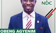 Agyenim Boateng To Contest B/A NDC Deputy Youth Organiser Position