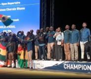 Ghana's Harmonious Chorale Wins World Choir Games 2018