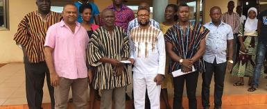 GIFAS Group Of Companies Donates To Bono East Committee