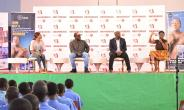 """Celebrity Townhall Meeting: """"Remain True To Yourself""""- Jayso To Presec Students"""