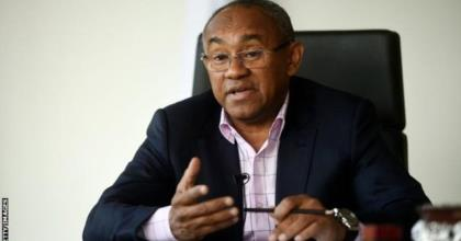 Ahmad has been president of the Confederation of African Football President since replacing Issa Hayatou in March 2017