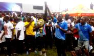 Fans Go Crazy At Ghana's Strongest Season 5 Finals…As Courage Lifts The Trophy