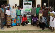 Small-holder Farmers Go Through Capacity Development Training